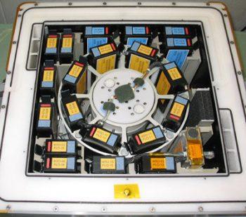 Kubik incubator. Credits: ESA
