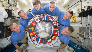 Expedition 52 crew