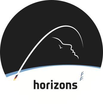 ESA Horizons mission logo