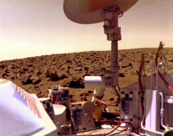 Viking on Mars