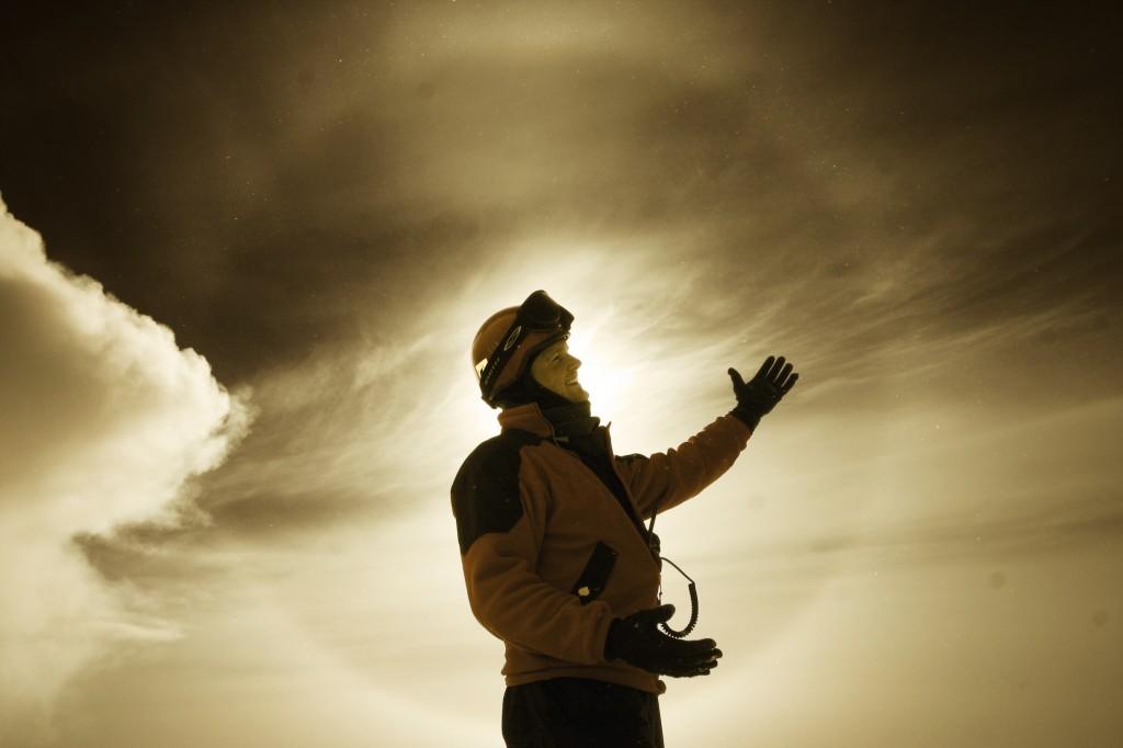 In Antarctica 2007