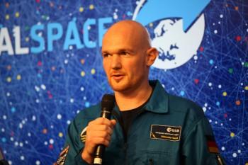 Alex beim SocialSpace 2013