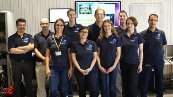 The Meteron Opsteam at ESOC