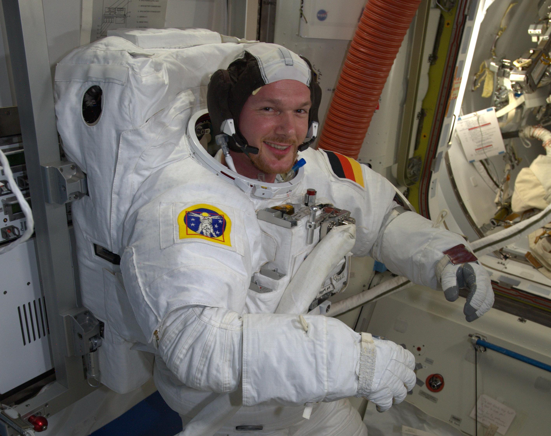 Alexander Gerst Weltraummissionen