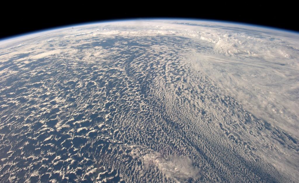 Earth. Credits: ESA/NASA