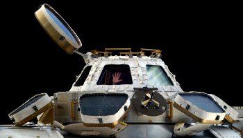 Farewell. Credits: ESA/NASA