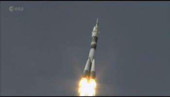Horizons liftoff