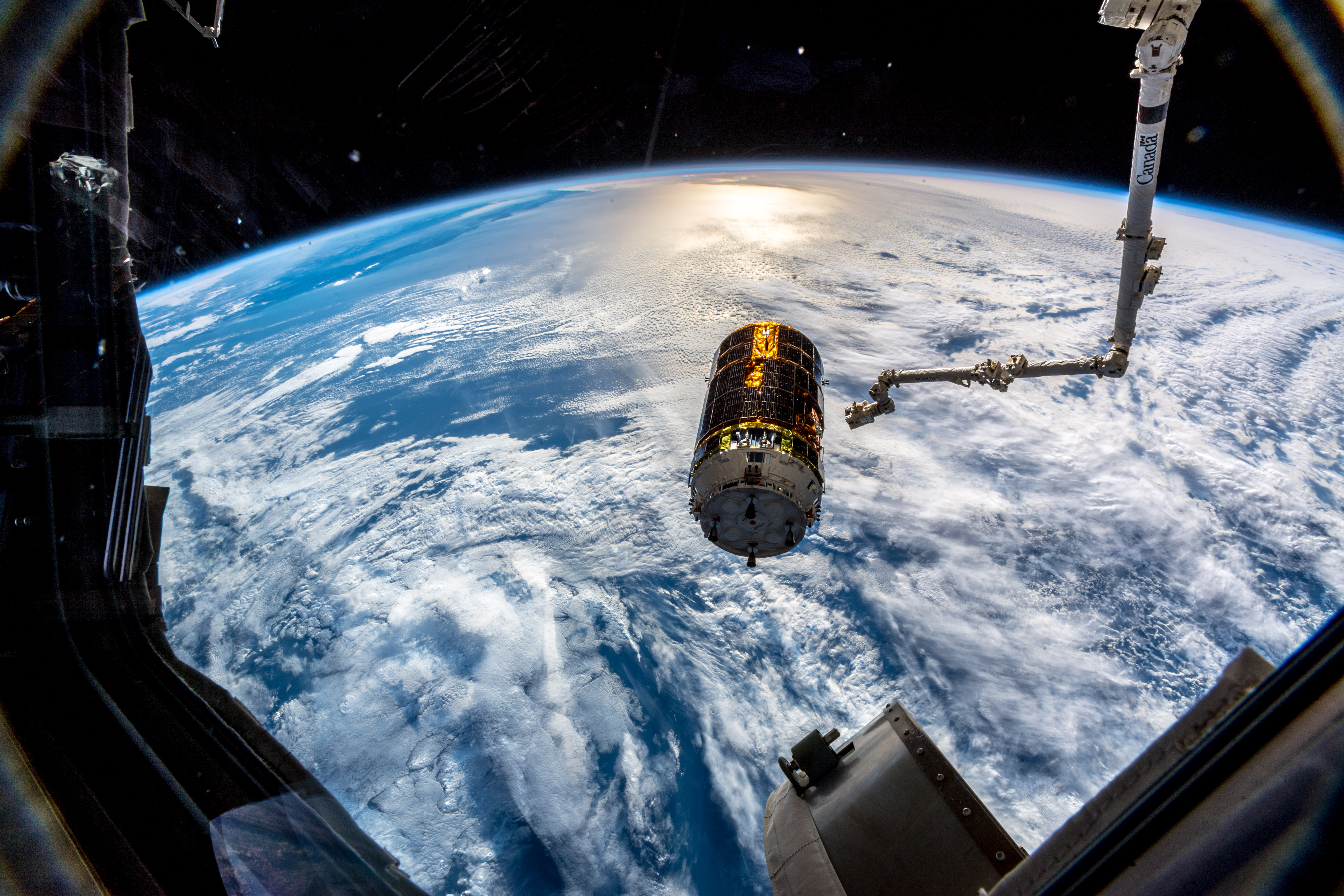 Week in space – all of the stars plus a spacecraft release
