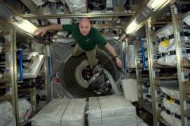 Ruimte in de ruimte