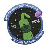 Missiepatch Artis de Marsis