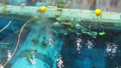 Scuba training in NBL