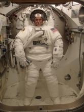 Pak voor ruimtewandelingen