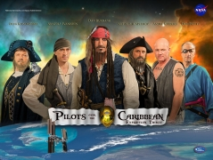 Crew poster