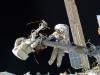 Russische ruimtewandeling
