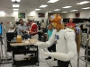 Robonaut in actie