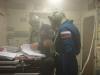 Training noodscenario met brand