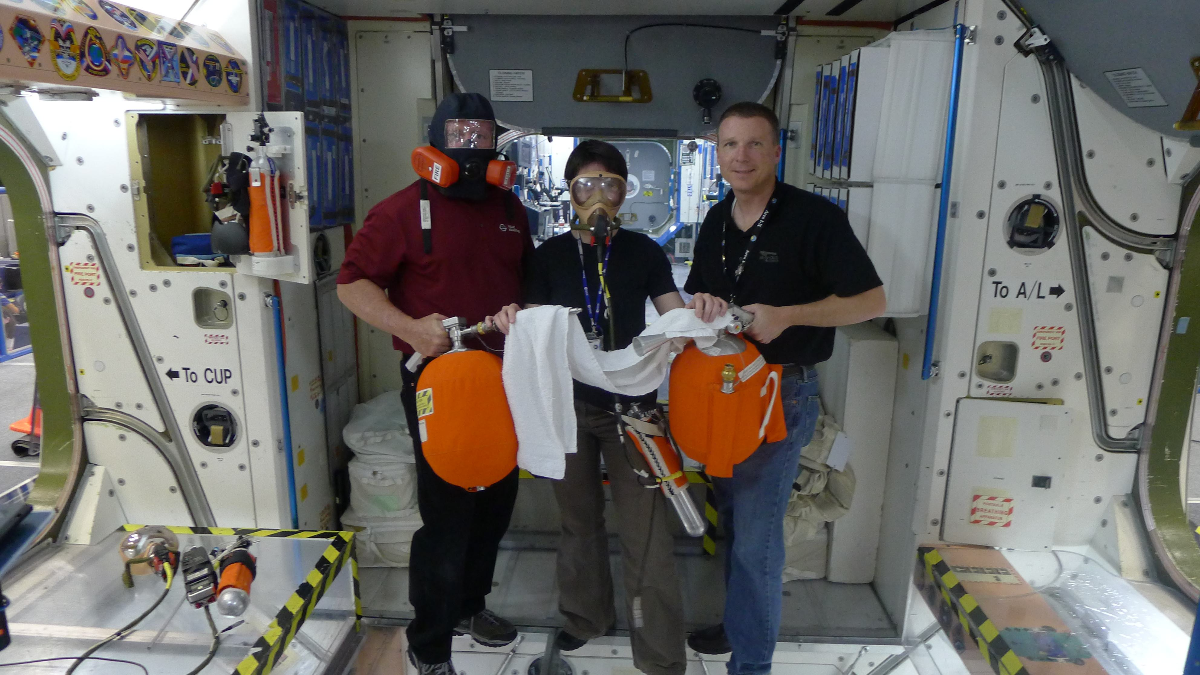 supply oxygen for astronauts - photo #20