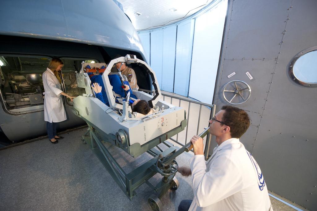 Bikini Astronaut Centrifuge (page 2) - Pics about space