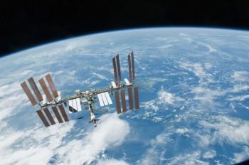 International Space Station. Credit ESA/NASA