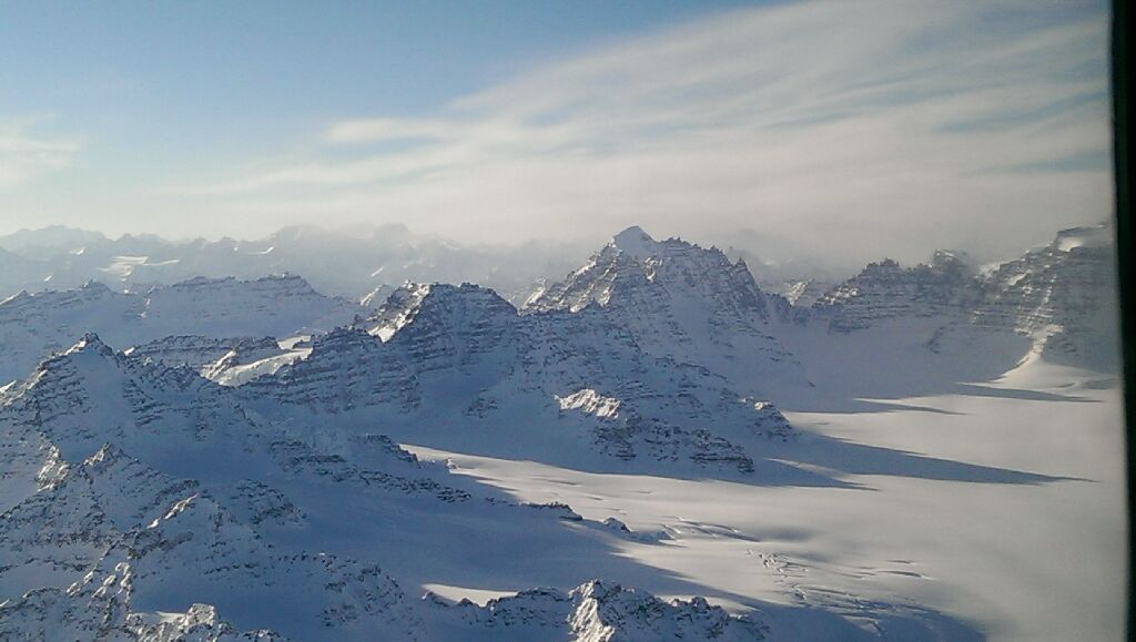 East coast of Greenland. (DTU Space)