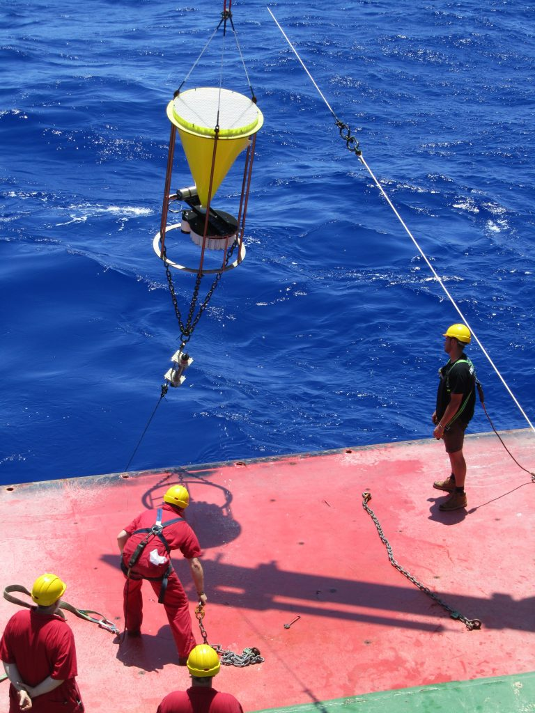 Blue Water High Cast amt4oceansatflux: from the doldrums to the south atlantic