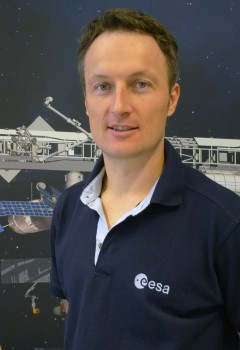 Mathias Maurer. Credit: ESA/L.Bessone