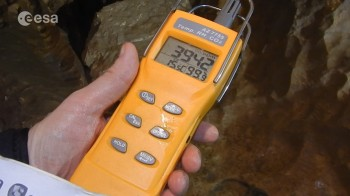 CO2 monitoring instrument. Credits: ESA-S. Sechi