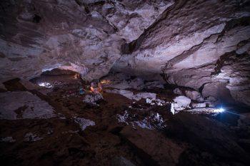 Caves day 4. Credits: ESA–V. Crobu