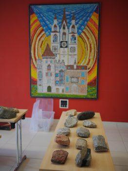 Rock samples. Credits: ESA-I.Drozdovsky