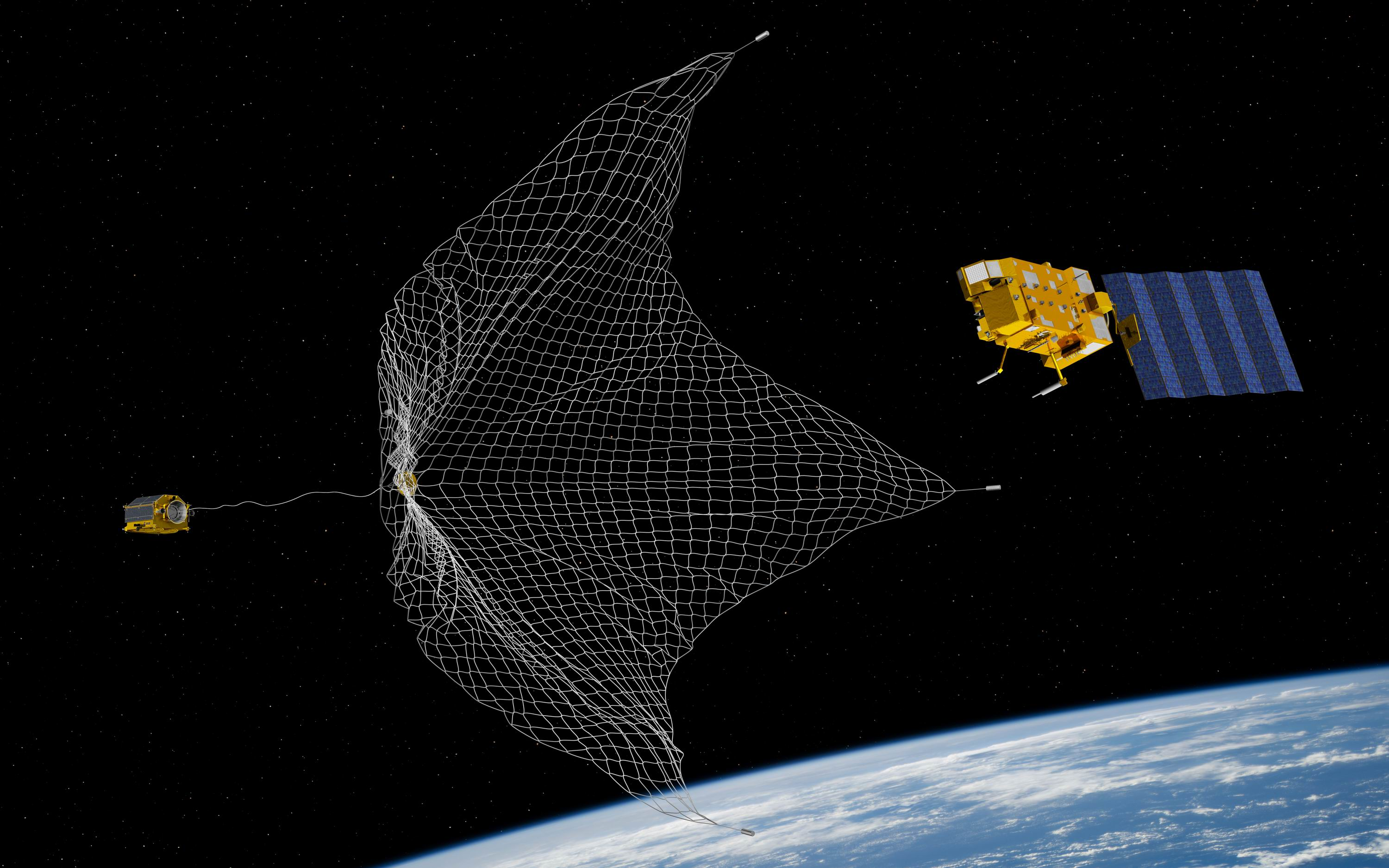 Space debris: catch it if we can | The Clean Space blog