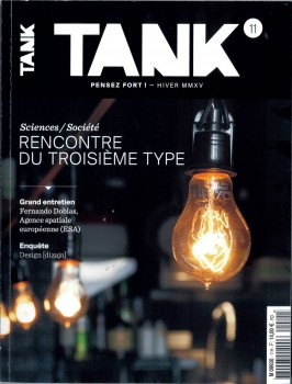Tank Magazine, Winter 2014/15 issue