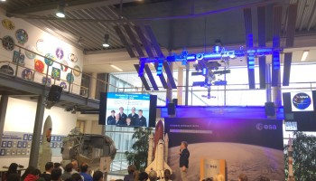 SpaceUp Cologne, 21 March