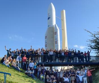SpaceUp Toulouse 2014. Image credit: Fabrice Desenclos.