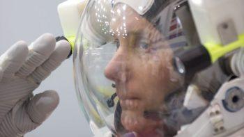 ESA astronautThomas Pesquet