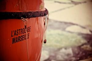 Astrolabe Marseille close up