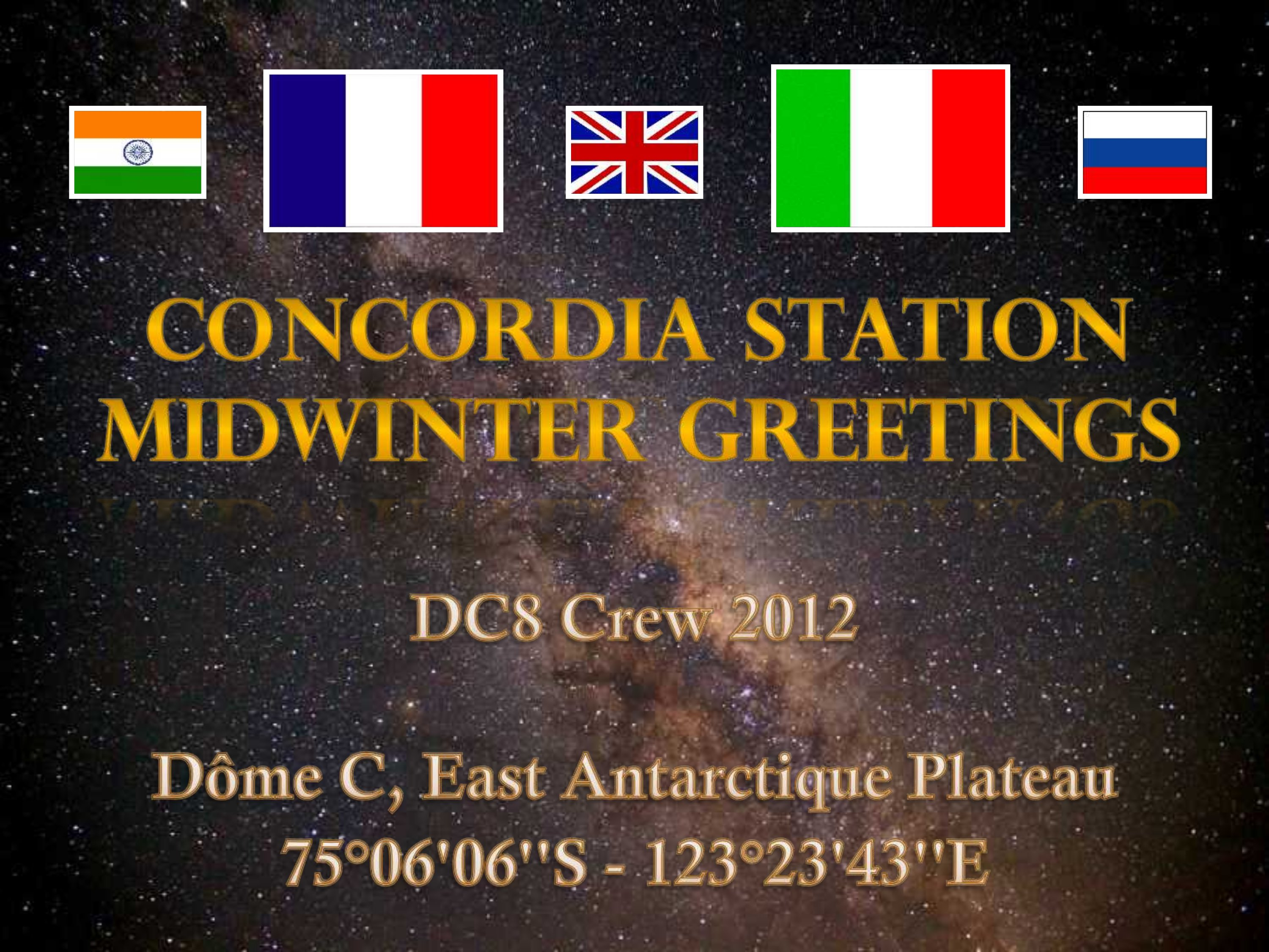 Half Way Somewhere Midwinter Midsummer Greetings From Concordia