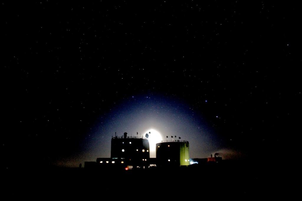 Still lots of night for several more weeks. Credit: ESA/IPEV/ENEAA/A. Kumar