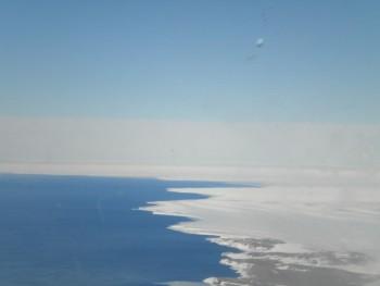 Antarctic coastline. Credits: ESA/IPEV/PNRA-A. Golemis