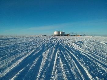 Long way home. Credits: ESA/IPEV/PNRA-A. Golemis