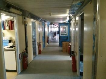 Mario Zucheli station interior. Credit: ESA/IPEV/PNRA-A. Golemis