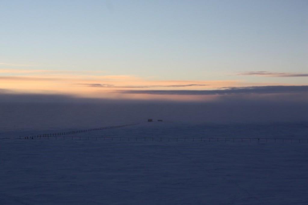 Outside Concordia. Credits: ESA/IPEV/PNRA-A. Golemis