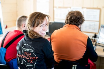 Beth Healey. Credits: ESA/IPEV/PNRA-B. Healey