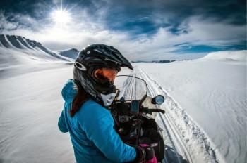 In Greenland. Credits: Paul Cosgrove