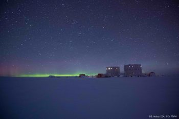 Concordia station – in terms of both distance and travel time even more remote than the International Space Station.