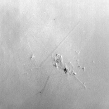 Image of Concordia station taken by ESA's Proba-1 satellite. Credits: ESA