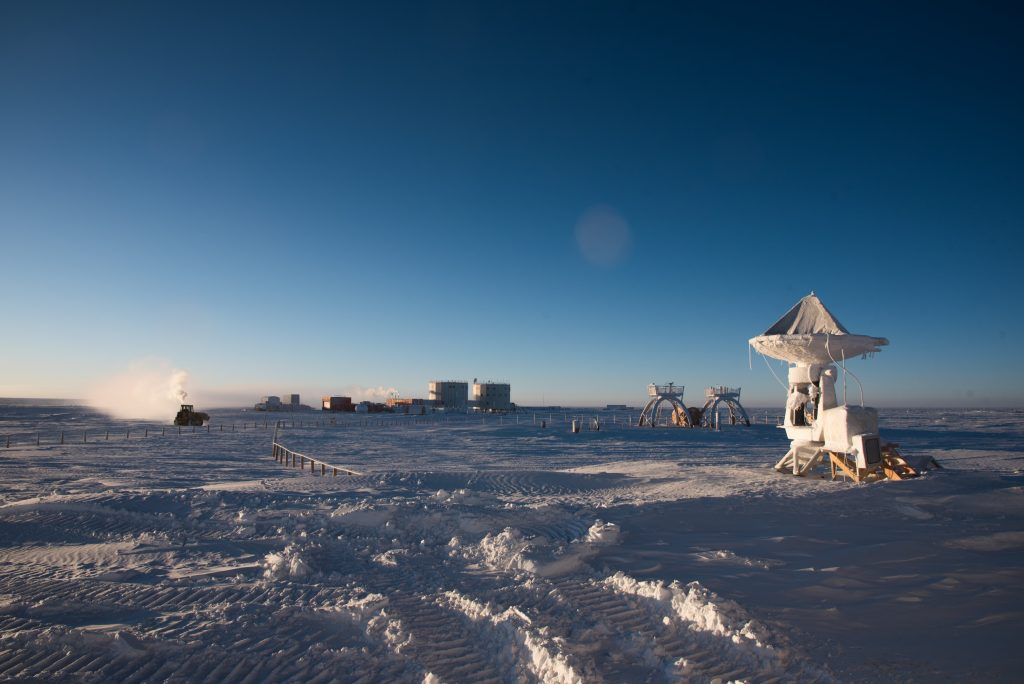 Concordia felt like a different place. Credits: ESA/IPEV/PNRA–B. Healey