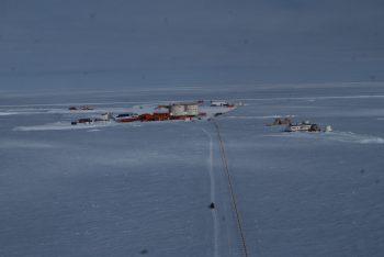 Concordia. Credits: ESA/IPEV/PNRA–D. Schmitt