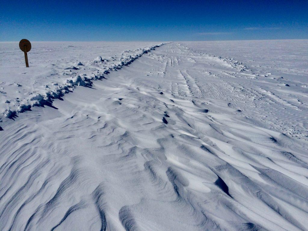 The never-ending ice. Credits: ESA/IPEV/PNRA–C. Dangoisse
