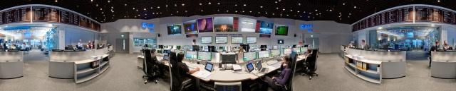 ESOC Main Control Room Credit: ESA/J. Mai