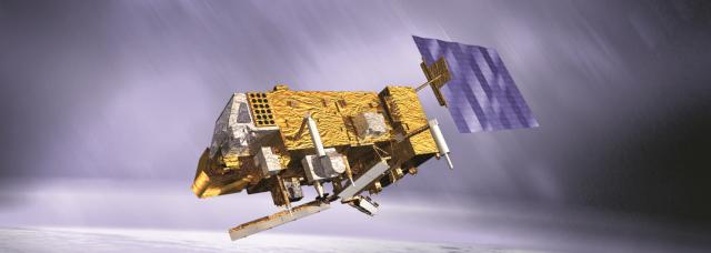 Metop-B in orbit Credit: ESA/Eumetsat